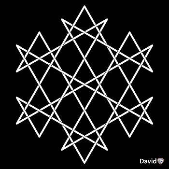 Hexagrammaton by David Diamondheart