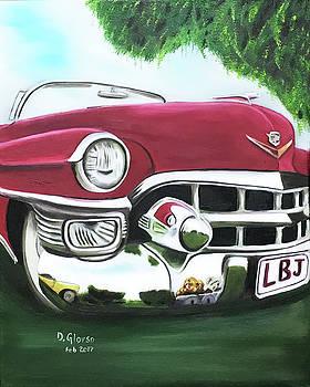 Hey Hey LBJ by Dean Glorso