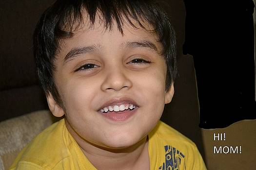 Anand Swaroop Manchiraju - HI MOM