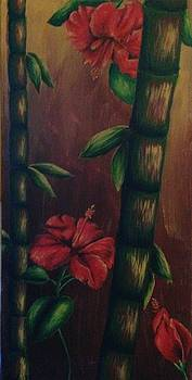 Hibiscus by Ashley Warbritton