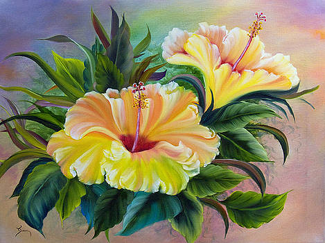 Dee Carpenter - Hibiscus