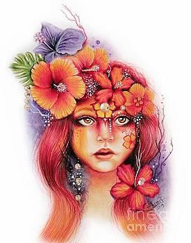 Hibiscus by Sheena Pike