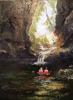 Hidden Cove by Gail Kirtz