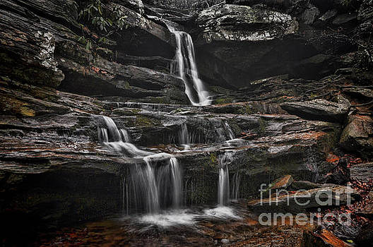 Hidden Falls by Randy Rogers
