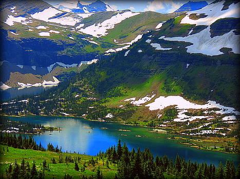 Leah Grunzke - Hidden Lake