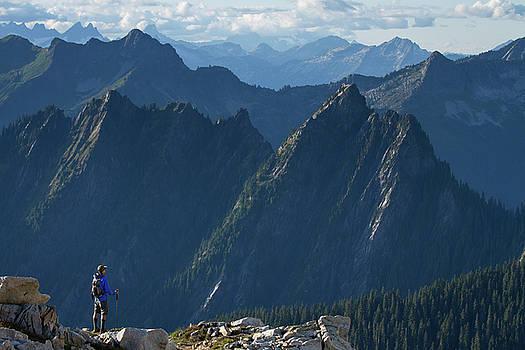 Hidden Lake // North Cascades National Park, Washington by Kirsten Dale