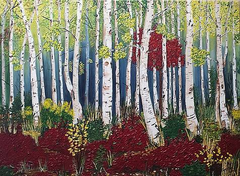 Hidden Maple by Connie Rowsell