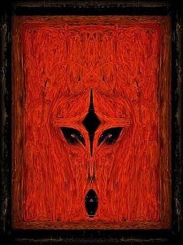 Hidden Mask by Matt Lennon