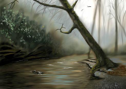 Hidden River by Greg Neal