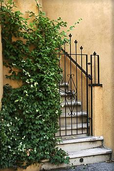 Hidden Staircase by Lorna Rande