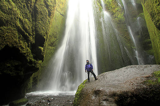 Kathy Stanczak - Hidden Waterfall