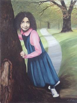 Hide N seek by Dorothy Brooks