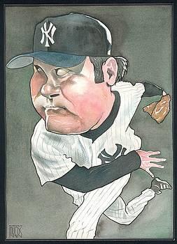 Hideki Irabu by Robert  Myers