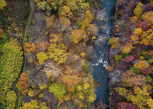 High Bridge Trail  by Tim Fitzwater