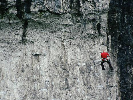 High Climber by Ansate Jones
