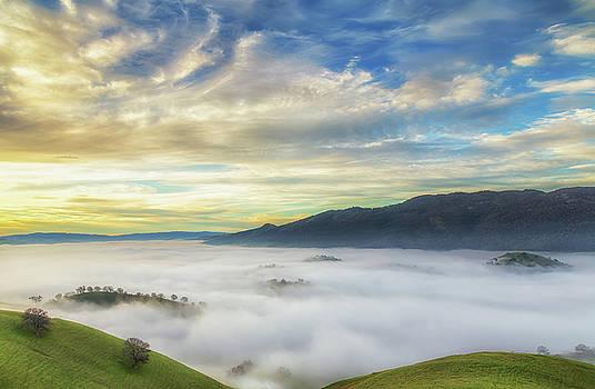 Marc Crumpler - High Clouds Above Fog
