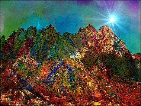 High Desert Colors by Barbara Chichester