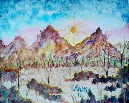 High Desert by Jim Saltis