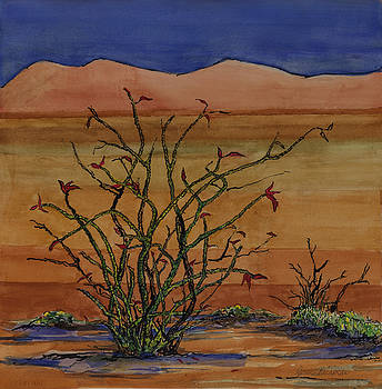 High Desert by Joan Richards