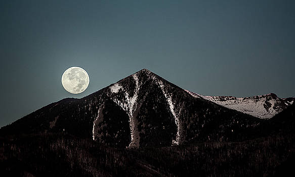 High Desert Moon by Mary Nash-Pyott