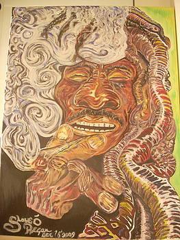 High Energy Marley by Shane O Regan