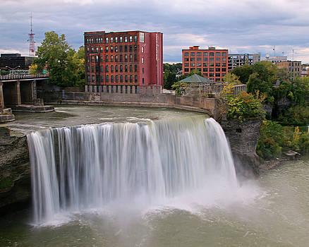 High Falls by Kelly Lucero