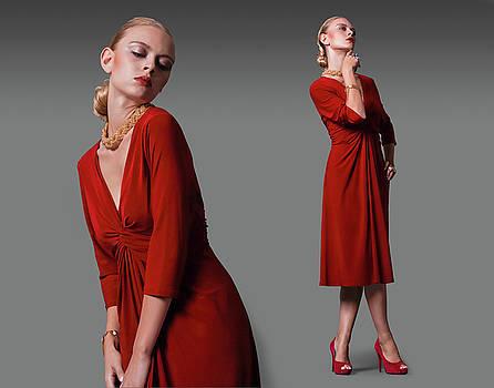 High Fashion by Zhao Jin