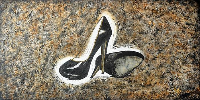 High Heeled Pumps by Sara Gardner