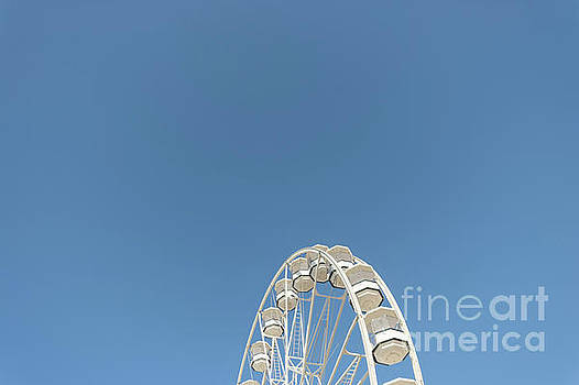 High In The Blue Sky 1 by Steve Purnell