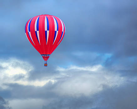Nikolyn McDonald - High in the Sky - Hot Air Balloon
