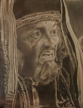 High Priest-Passion of Christ by Bennie Parker