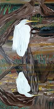 High Priestess by Joan Mansson