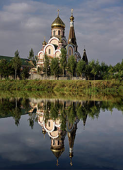 Reimar Gaertner - High resolution image of the Orthodox Church of Exaltation of th