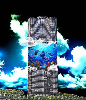 High Rise Aquarium by Marvin Blaine
