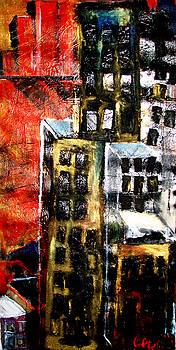 Jon Baldwin  Art - High Rise Blackout