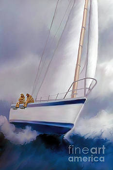 Corey Ford - High Roller Sailing