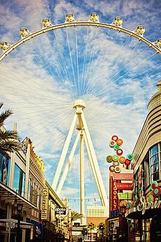 Tatiana Travelways - High Roller Wheel, Las Vegas