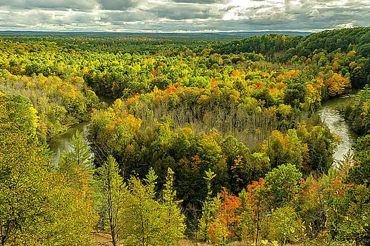 High Rollways Michigan - 1 by Tom Clark