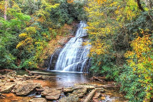 High Shoals Falls  by Tim Ford