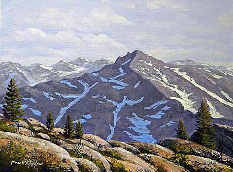 Frank Wilson - High Sierras Study