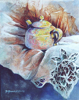 High Tea by Delores Herringshaw