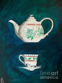 High Tea by John Lyes