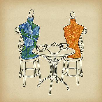 High Tea by Meg Shearer