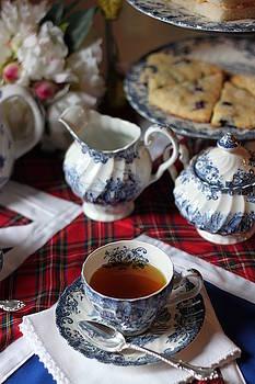 High Tea by Sherry Hahn