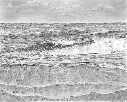 High Tide by Barry Jones