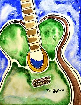 High Tide Blues by Ryan D Merrill