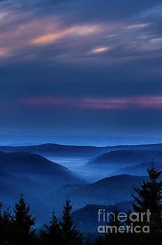 Highland Autumn Equinox Dawn by Thomas R Fletcher