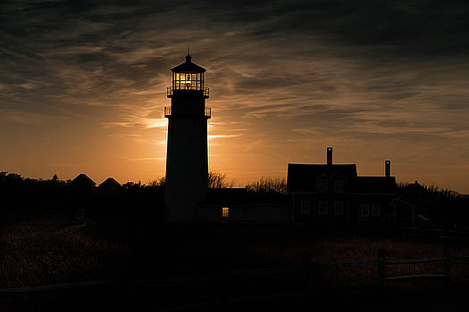 Highland Light-a.k.a. Cape Cod Light by Mark Wagoner