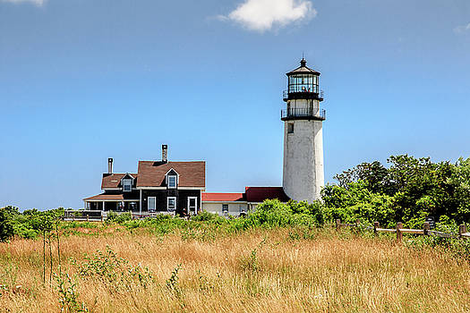 Highland Light - Cape Cod by Peter Ciro
