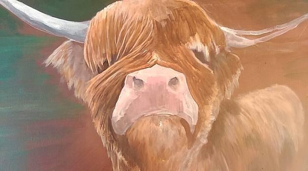 Highland Toffee by Alan Kennedy